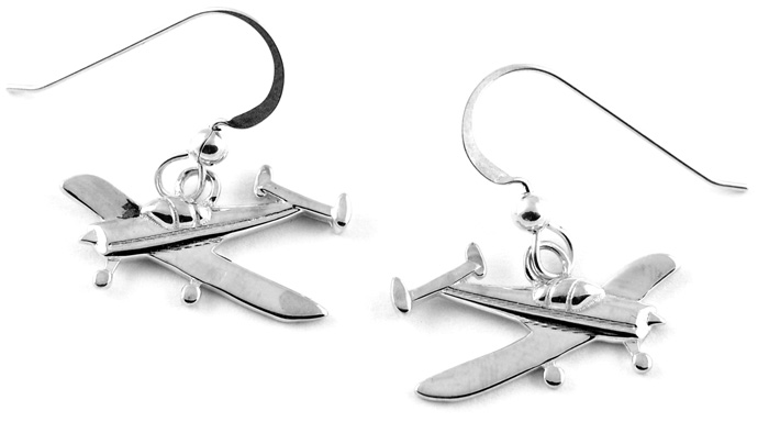 Ercoupe : Sterling Silver
