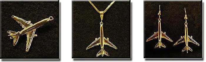 L-1011 : 14K Gold