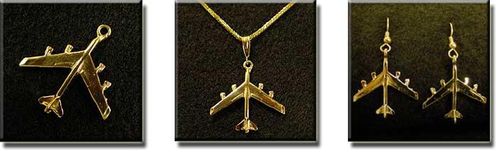 B-52 : 14K Gold