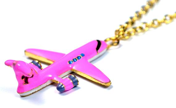 Pink Jet