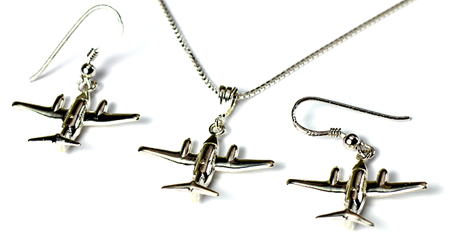 King Air 200 : Sterling Silver