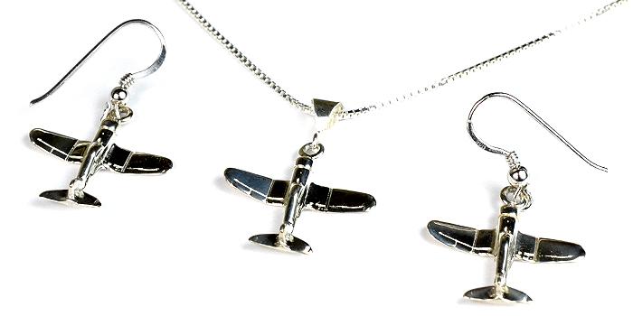Corsair : Sterling Silver