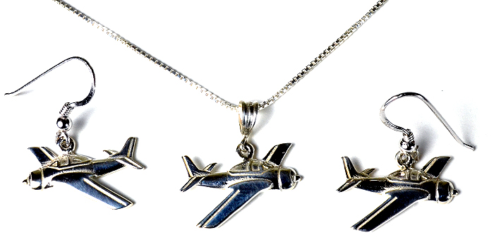 T-28 : Sterling Silver