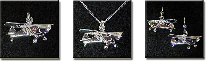 Taylor Craft : Sterling Silver