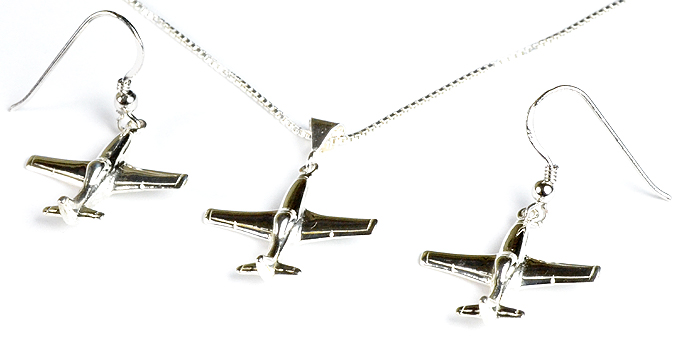 P-51 3D : Sterling Silver