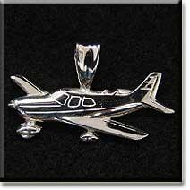 Cherokee 140, 150, & 160 (LARGE) : Sterling Silver